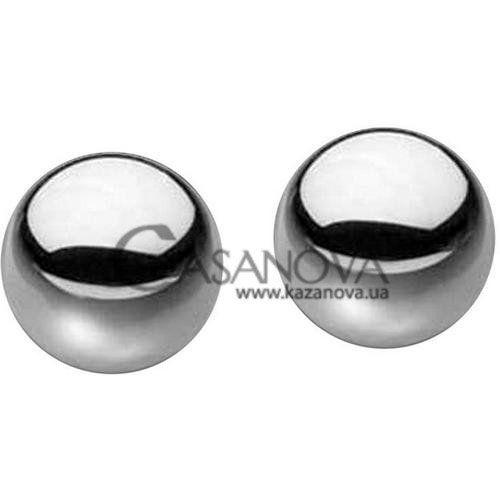 Шарики вагинальные металл диаметр 2 см вес