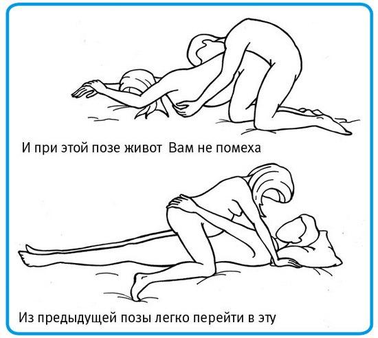 Секс Полезен Для Беременных