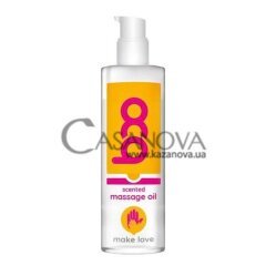 Основная картинка Массажное масло BOO Scented Massage Oil Make Love цветы 150 мл в сексшопе в Украине