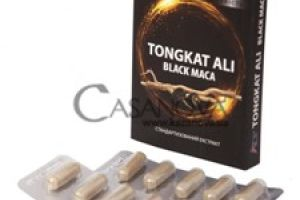 Использование Tongkat Ali Black Maca